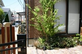 耐火煉瓦でクラシックなデザイン 太子町M様邸5