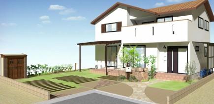 太子町M様邸2期工事イメージ図1