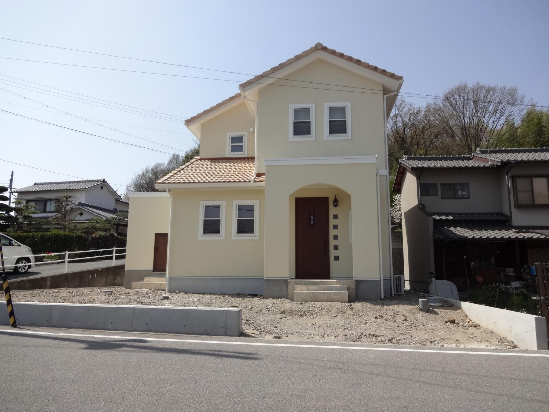おしゃれな家具住宅 姫路市M様邸着工します