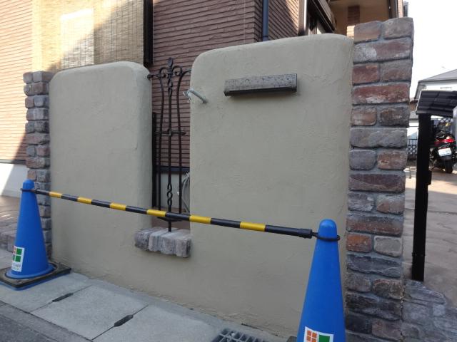 クラシカルなエクステリアデザイン 太子町Mi様邸