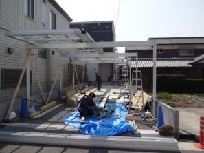 太子町T様邸U-スタイル工事1