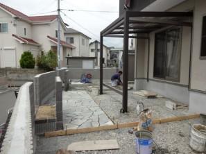ジーマガーデンルーム工事 姫路市S様邸
