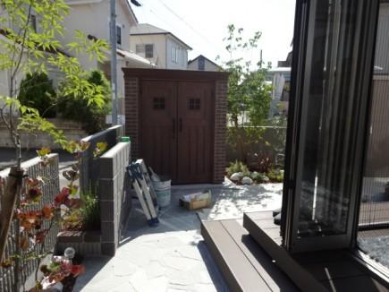 姫路市S様邸カンナD125組立て2