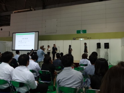 関西エクステリアフェア2014表彰式1
