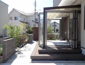 ジーマガーデンルームのある暮らし 姫路市S様邸1