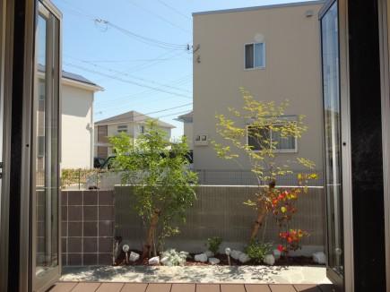 ジーマガーデンルームのある暮らし 姫路市S様邸4