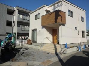 姫路市F様邸外構工事
