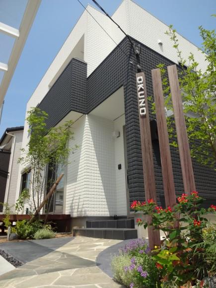 自然素材を取り入れたシンプルデザイン 姫路市O様邸4