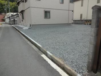おしゃれで上品な門回り 姫路市A様邸8
