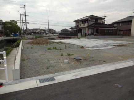 加古川市S様邸建物着工前状況