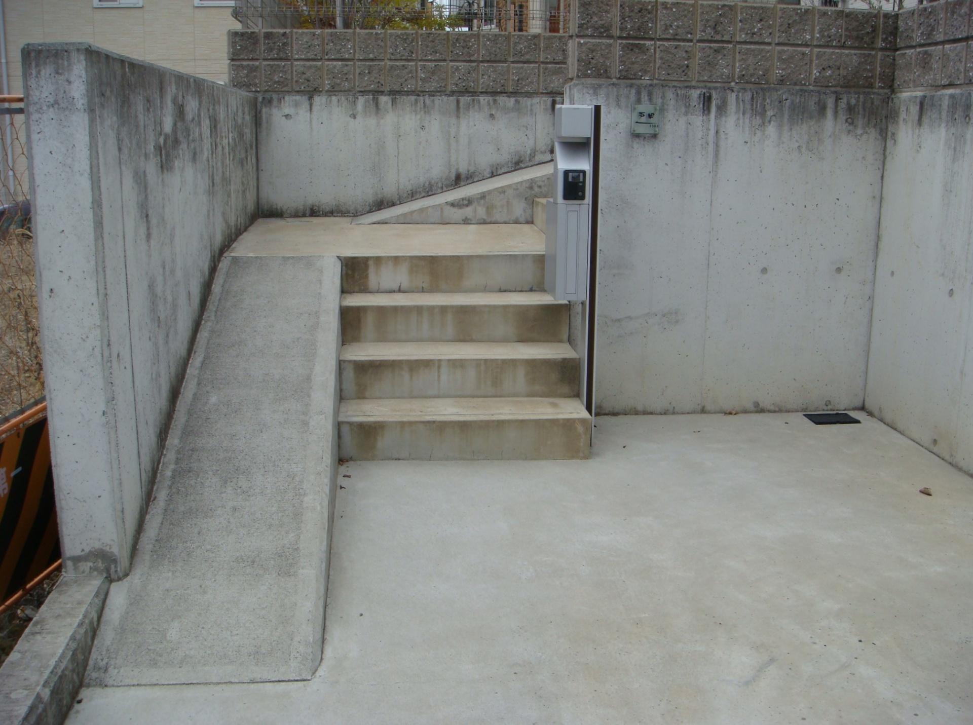 姫路市T様邸エクステリアリフォーム工事 着工前
