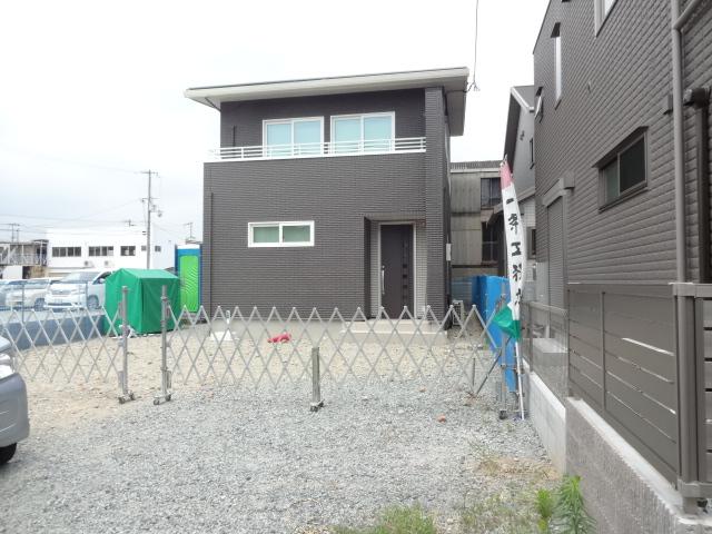 姫路市N様邸新築外構工事 着工前状況