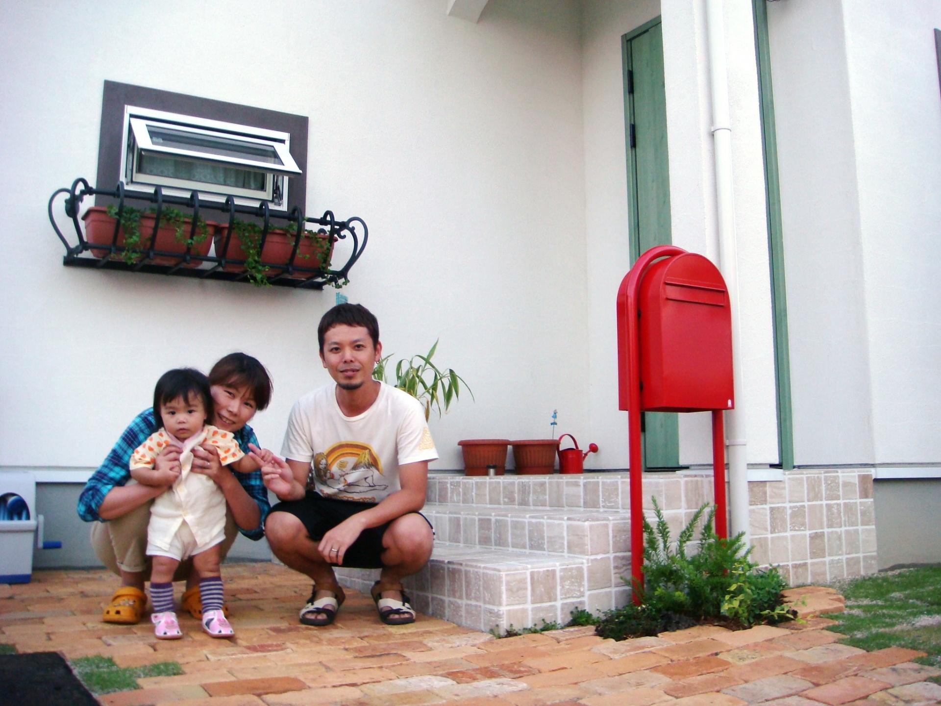 姫路市S様 ご家族写真