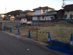 姫路市N様邸ブロック解体工事1