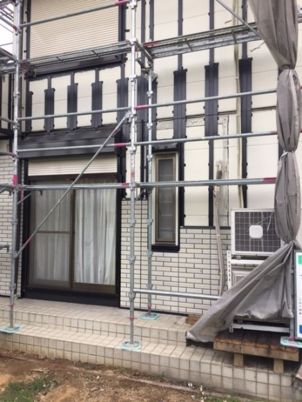 太子町T様邸建物外壁リフォーム2
