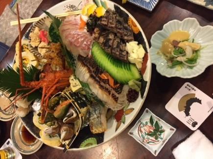 高知県郷土料理 皿鉢料理