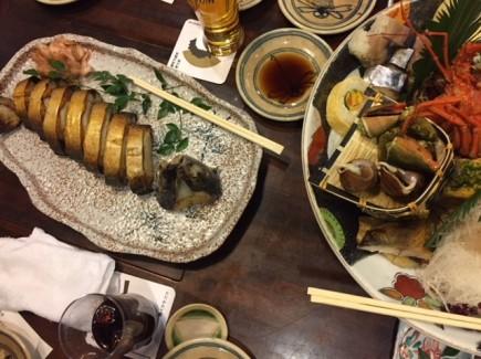 焼き鯖の姿寿司