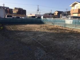 姫路市Y様邸1期工事完了 地鎮祭