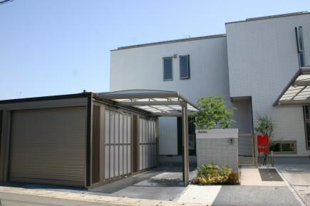 姫路市N様邸エクステリア工事完成写真2