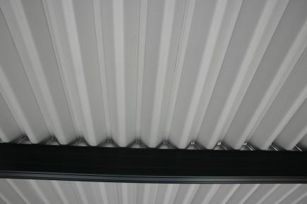 折板屋根カーポートSW(ペフ付き)