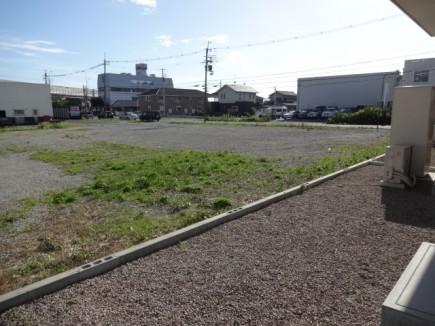 居心地の良いプライベートガーデン姫路市Y様邸施工前1