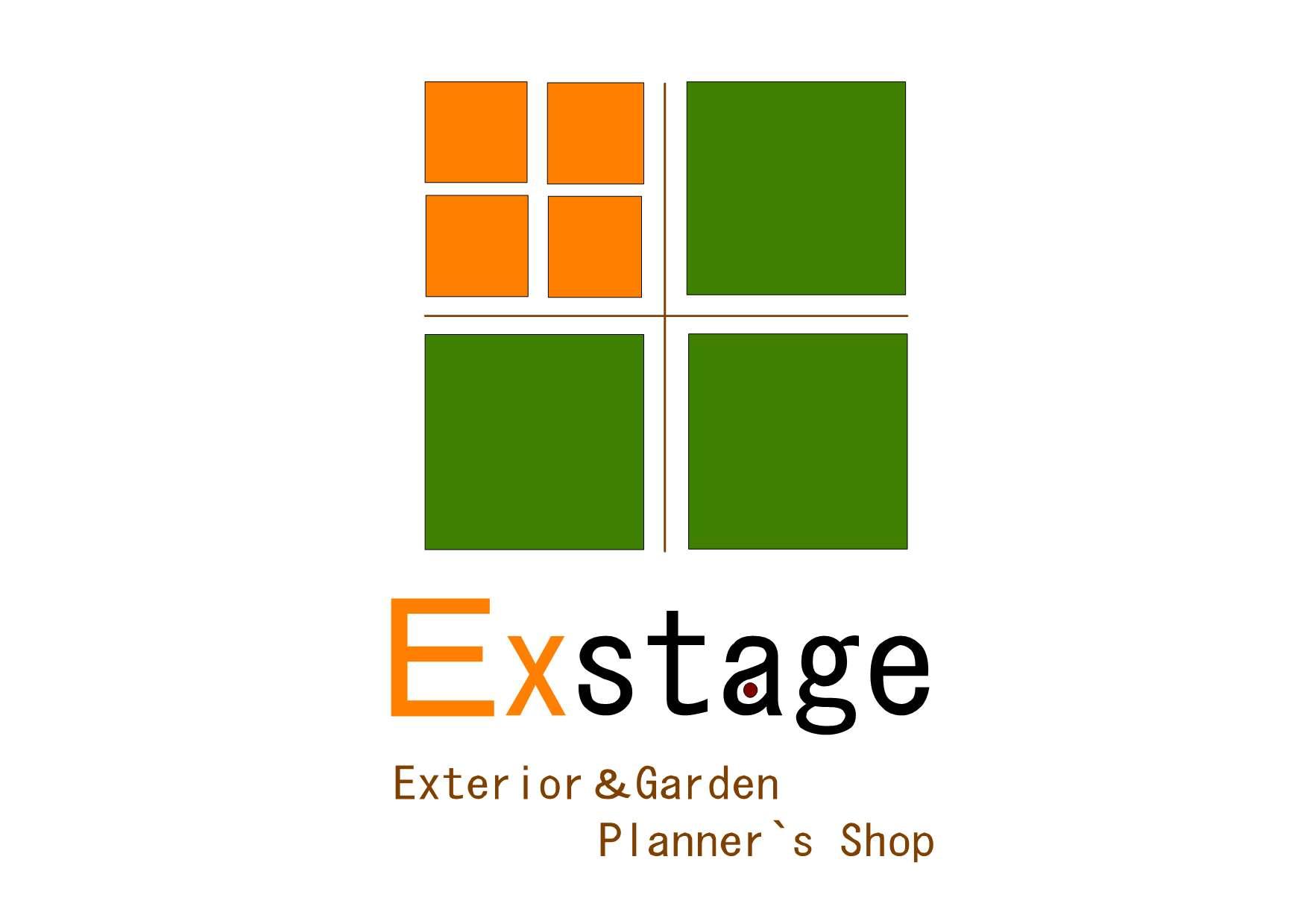 エクステージロゴ