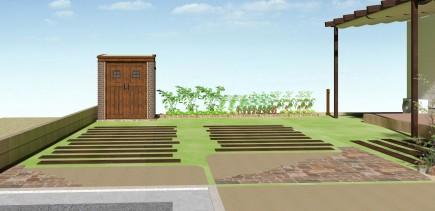 太子町M様邸2期工事イメージ図2