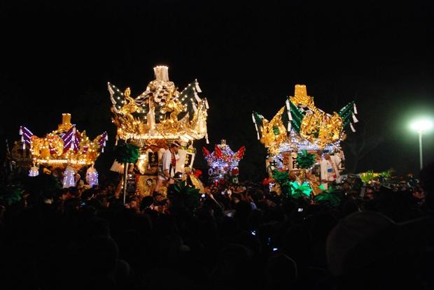 お祭りイメージ写真